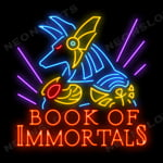 Book of Immortals Slot Gratis