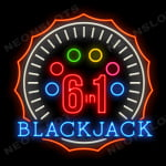 Blackjack 6 in 1 de Felt Gaming