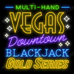 Blackjack Multihand Vegas Downtown Gold