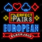 Perfect Pairs European Blackjack
