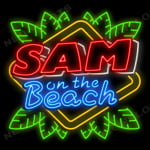 Sam on the Beach tragamonedas de Elk Studios