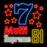Multi Supreme 81 slot gratis