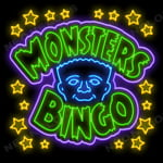 Bingo Monsters gratis