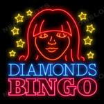 Diamonds Bingo gratis