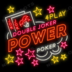 Double Joker 4 Play Power Poker