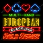 BlackJack Europeo Multihand Gold