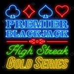 Blackjack Premier High Streak Gold