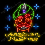 Arabian Nights slot gratis