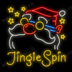 Jingle Spin Slot Gratis