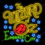 The Wizard of Oz - The Road to Emerald City tragaperras de mago de Oz gratis