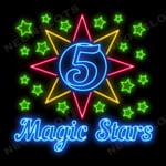 Magic Stars 5 - Tragaperras Gratis