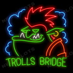 Trolls Bridge Slot for free