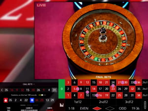 Juego de Ruleta Automatic Authentic