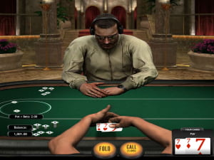 Apuestas de Poker 3 Heads Up Holdem