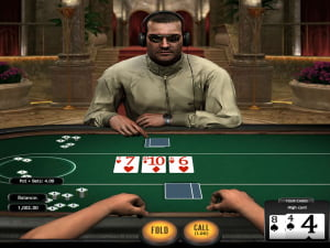 Combinaciones de Poker 3 Heads Up Holdem