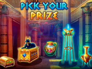 Bonus de la slot Pharaoh´s Temple