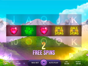 Free spins en la slot Gemz Grow