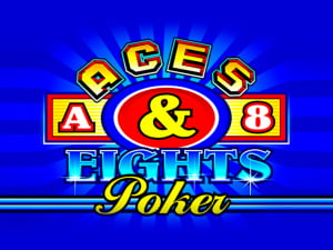 Juego de video poker Aces & Eights