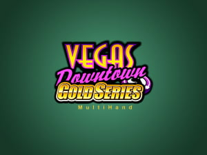Juego de Blackjack Multihand Vegas Downtown Gold
