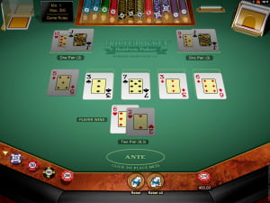 Combinaciones de Poker Triple Pocket Hold'em