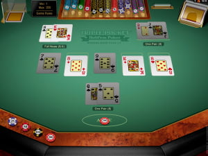 Premios de Poker Triple Pocket Hold'em