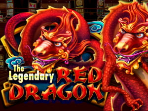 Juego tragamonedas The Legendary Red Dragon