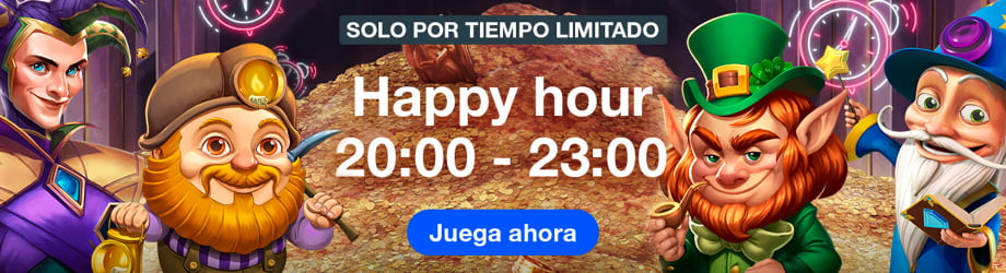 Happy Hours Codere Mexico