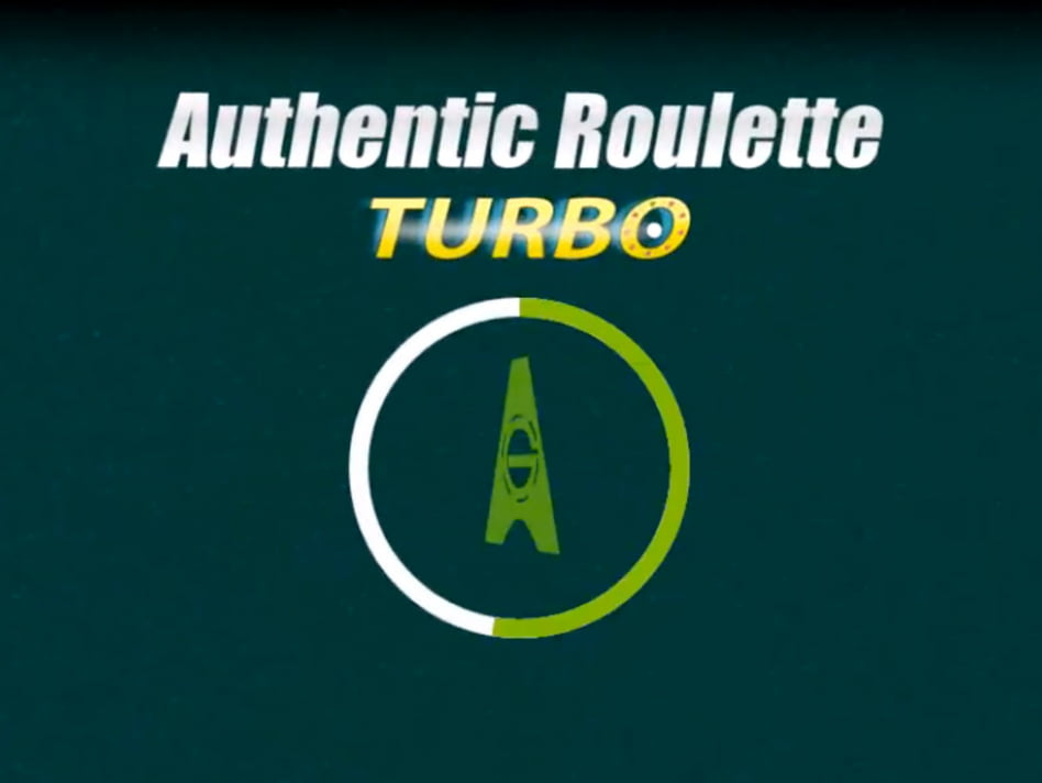 Ruleta Turbo Authentic
