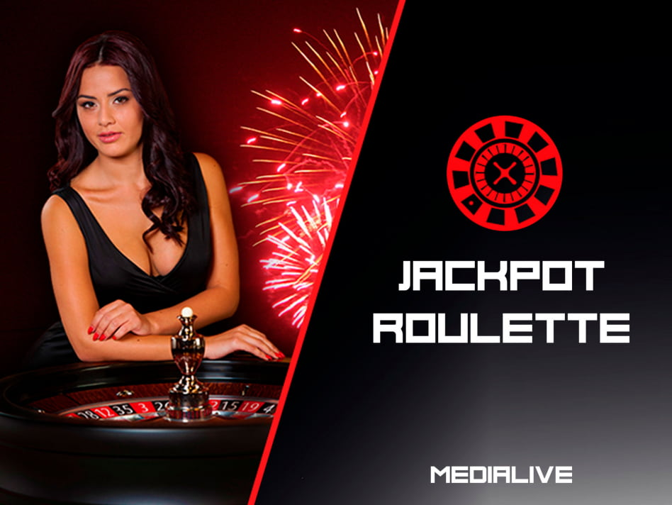 Ruleta Jackpot en Vivo