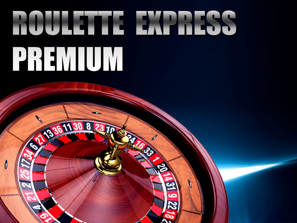 At home roulette table