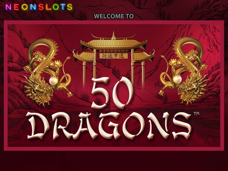 Tragamonedas 50 Dragons