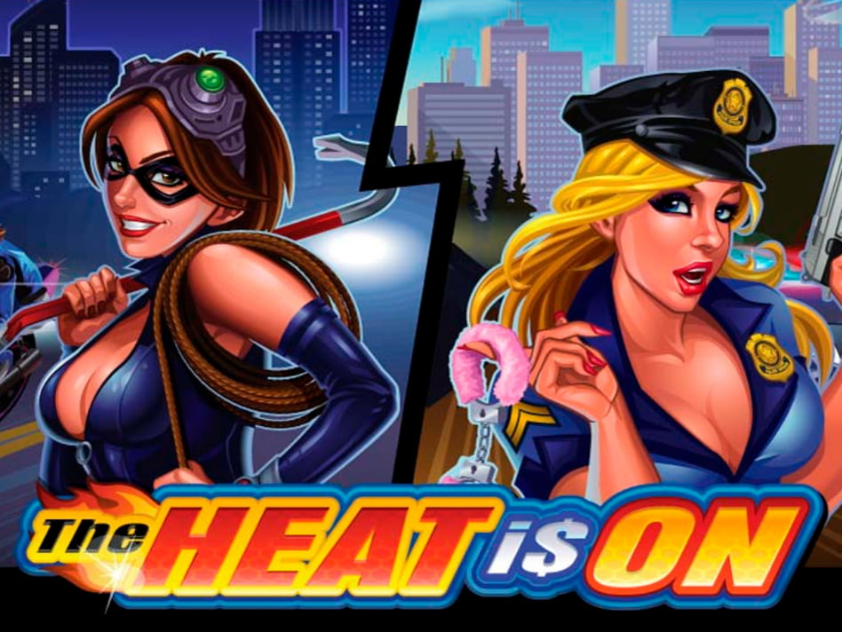Juego de tragamonedas The Heat is On