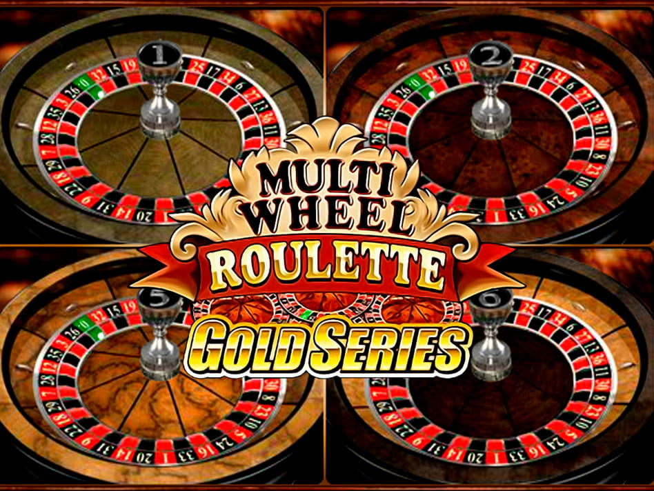 Ruleta Europea Multi Wheel European Roulette Gold Series
