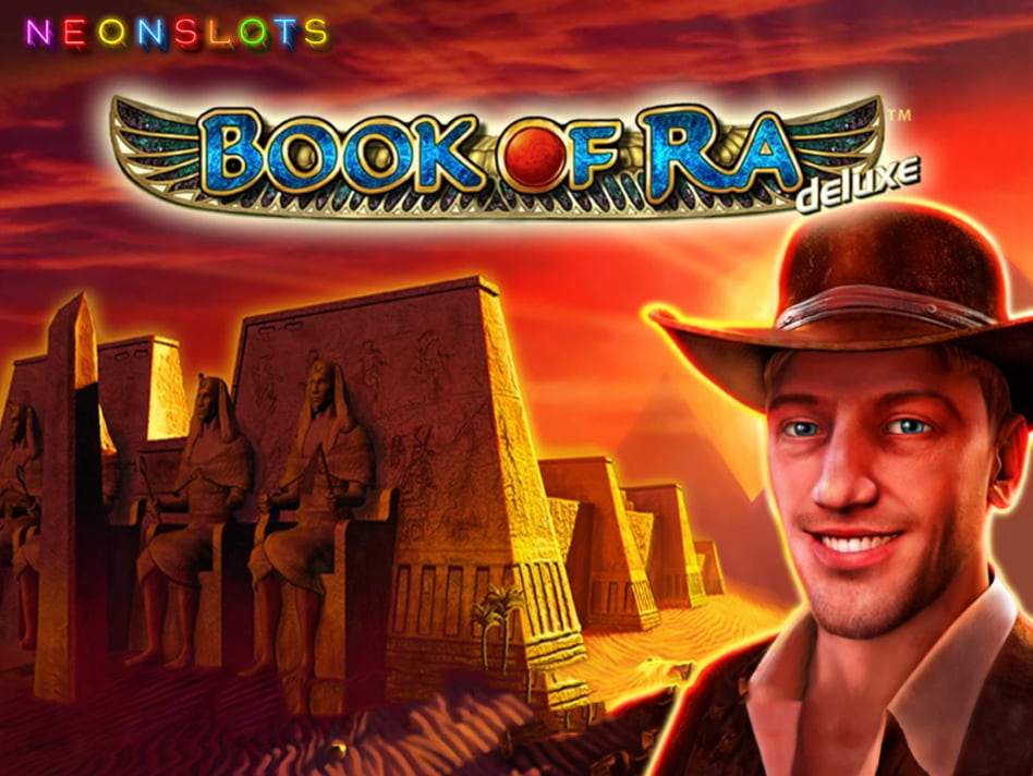 Tragaperras Book of Ra Deluxe