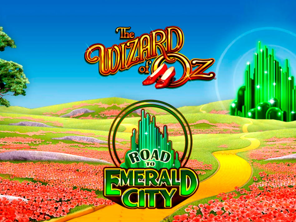 Tragamonedas The Wizard of Oz - Road to Emerald City